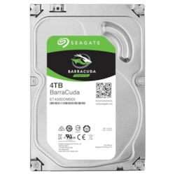 "Seagate BarraCuda ST4000LM024 4 TB Hard Drive - 2.5"" Internal - SATA (SATA/600)"