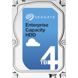 "Seagate ST4000NM0035 4 TB Hard Drive - 3.5"" Internal - SATA (SATA/600)"