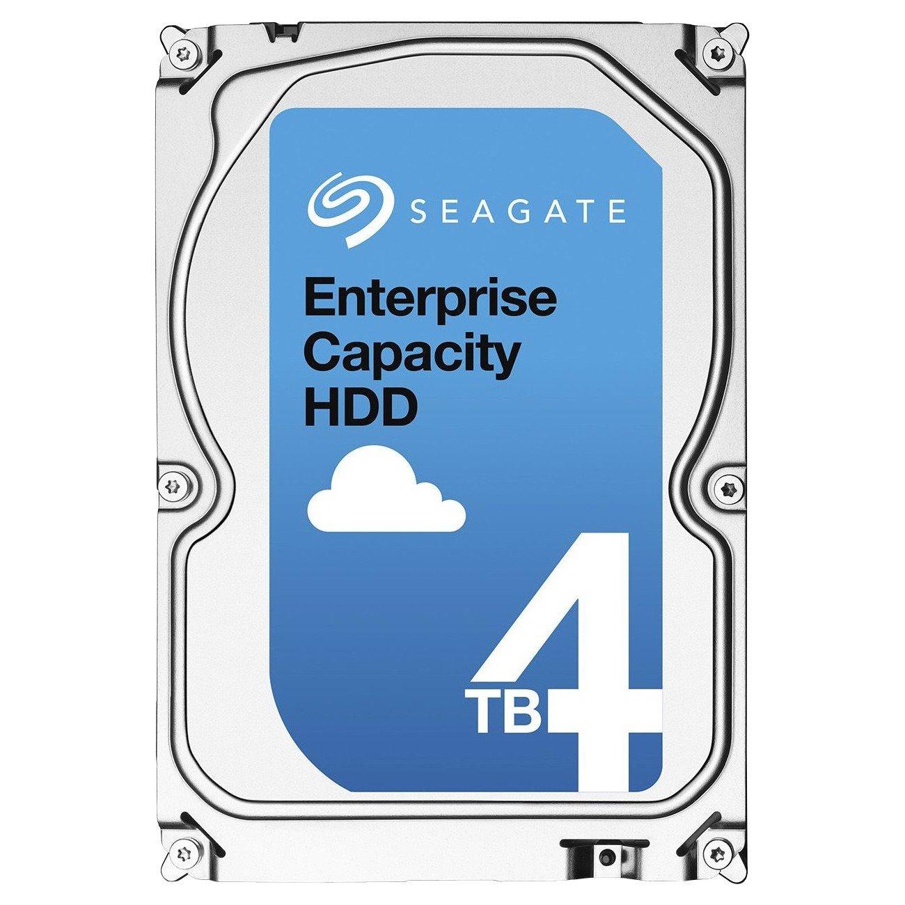 "Seagate 4 TB Hard Drive - SAS (12Gb/s SAS) - 3.5"" Drive - Internal"