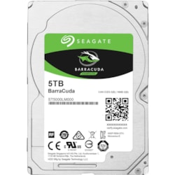 "Seagate BarraCuda ST5000LM000 5 TB Hard Drive - 2.5"" Internal - SATA (SATA/600)"