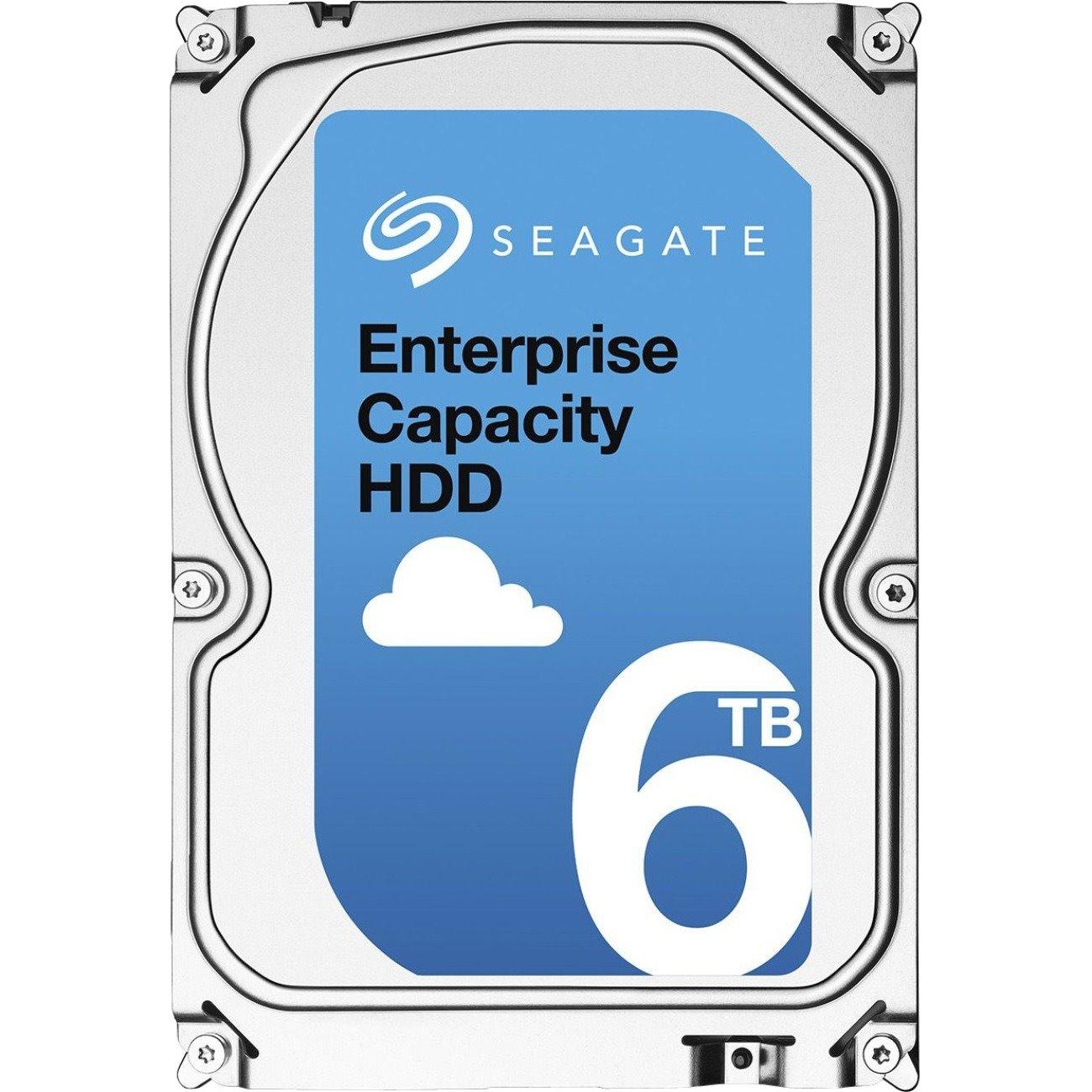 "Seagate 6 TB Hard Drive - 3.5"" Internal - SAS (12Gb/s SAS)"