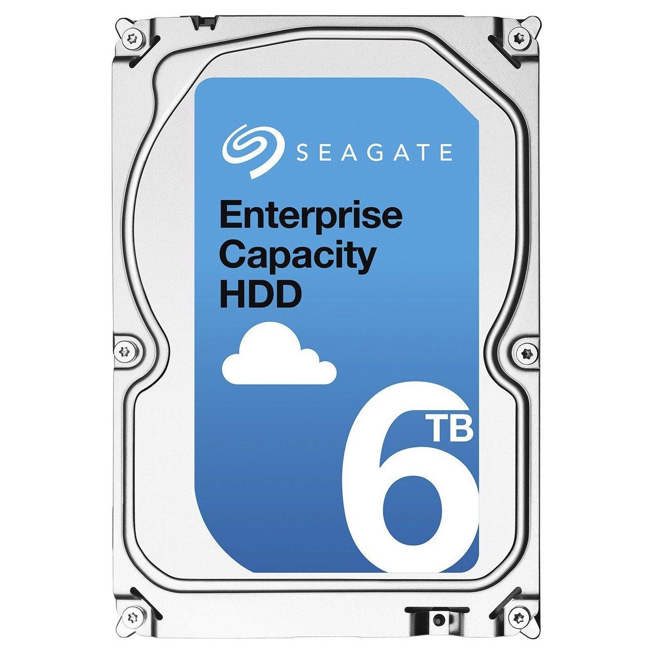 "Seagate 6 TB Hard Drive - 3.5"" Drive - Internal"