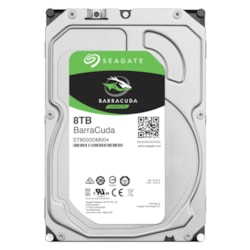 "Seagate BarraCuda ST8000DM004 8 TB Hard Drive - 3.5"" Internal - SATA (SATA/600)"