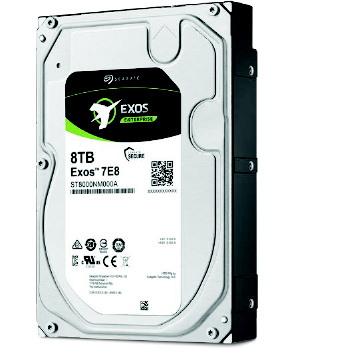 Seagate Exos 7E8 ST8000NM001A 8 TB Hard Drive - Internal - SAS (12Gb/s SAS)
