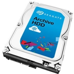 "SEAGATE EXOS ENTERPRISE 512E INTERNAL 3.5"" SATA DRIVE, 8TB, 6GB/S, 7200RPM, 5YR WTY"