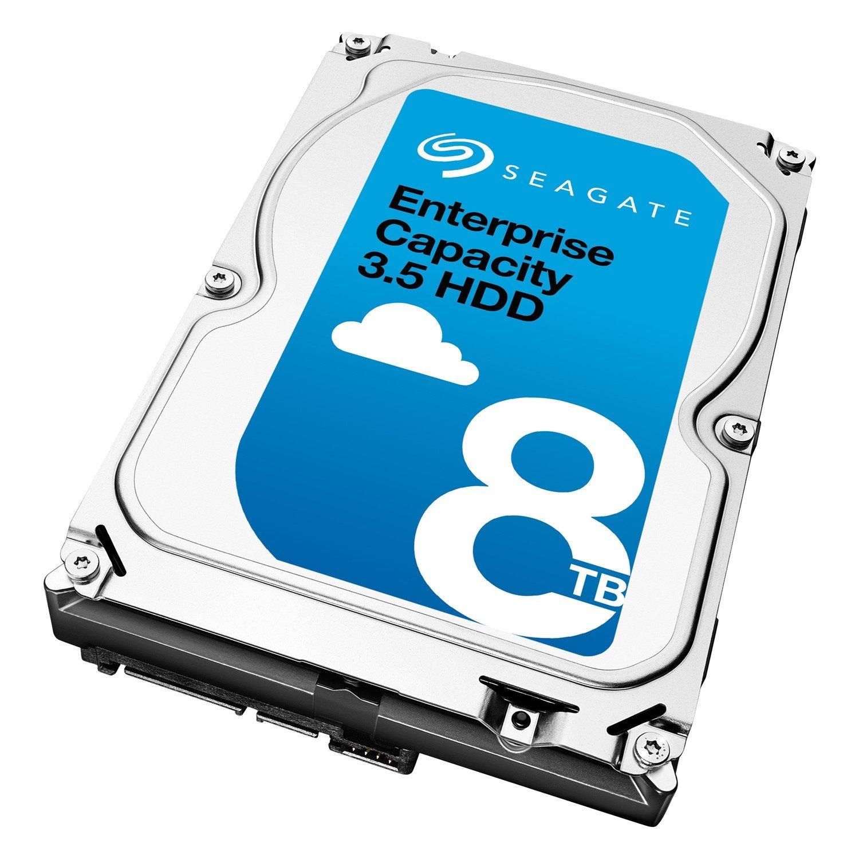 "Seagate ST8000NM0075 8 TB Hard Drive - SAS (12Gb/s SAS) - 3.5"" Drive - Internal"