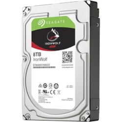 "Seagate IronWolf ST8000VN0022 8 TB Hard Drive - 3.5"" Internal - SATA (SATA/600)"