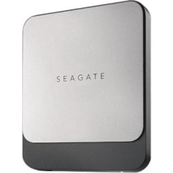 Seagate Fast STCM250400 250 GB External Solid State Drive - Portable
