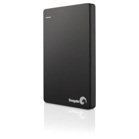 "Seagate Backup Plus Slim STDR2000300 2 TB Hard Drive - 2.5"" Drive - External - Portable"