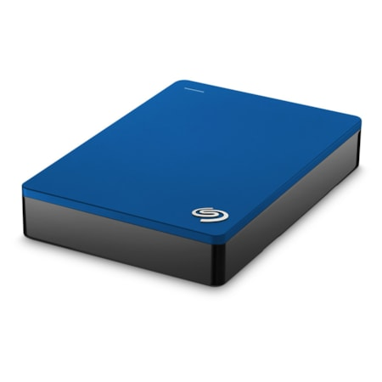 "Seagate Backup Plus STDR4000302 4 TB Hard Drive - 2.5"" Drive - External - Portable"