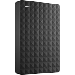 "Seagate Expansion STEA2000400 2 TB Portable Hard Drive - 2.5"" External - Black"
