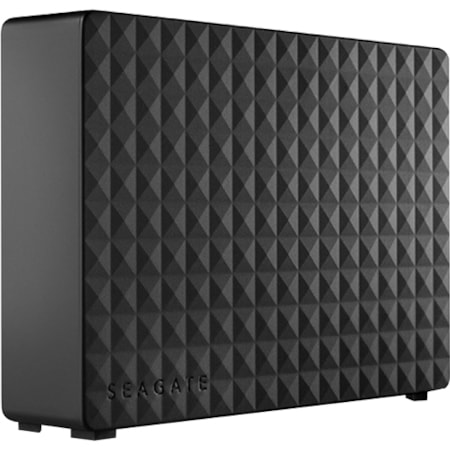 "Seagate Expansion STEB10000400 10 TB Hard Drive - 3.5"" External - Black"
