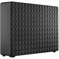 Seagate Expansion STEB8000402 8 TB Hard Drive - External - Desktop - Black