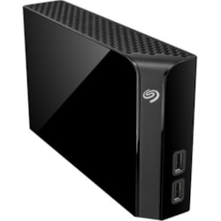 Seagate Backup Plus Hub STEL8000300 8 TB Hard Drive - External - Desktop