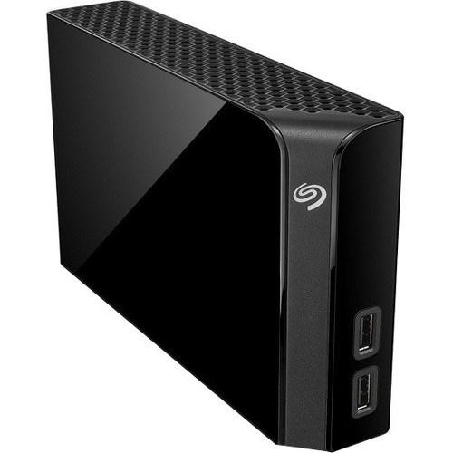 Seagate Backup Plus Hub STEL8000300 8 TB Hard Drive - External - Desktop