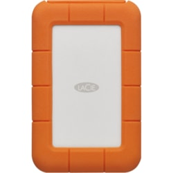 LaCie Rugged SECURE STFR2000403 2 TB Portable Hard Drive - External