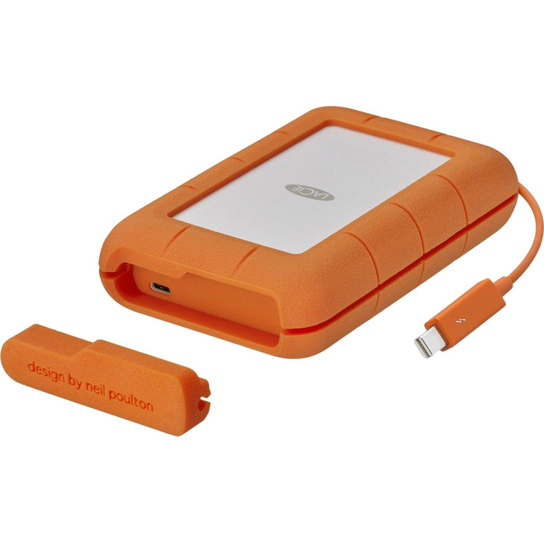 LaCie STFS4000800 4 TB Portable Hard Drive - External