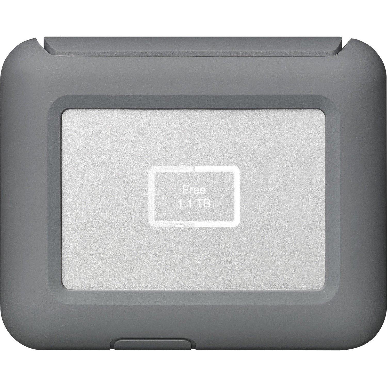 """LaCie DJI Copilot STGU2000400 2 TB Hard Drive - 2.5"""" External - SATA"""