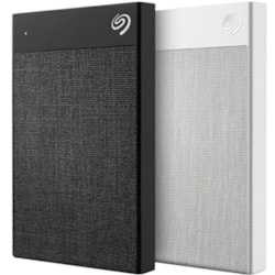 Seagate Backup Plus Ultra Touch STHH2000300 2 TB Portable Hard Drive - External - Black