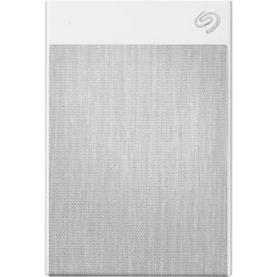 Seagate Backup Plus Ultra Touch STHH2000301 2 TB Hard Drive - External - Portable - White