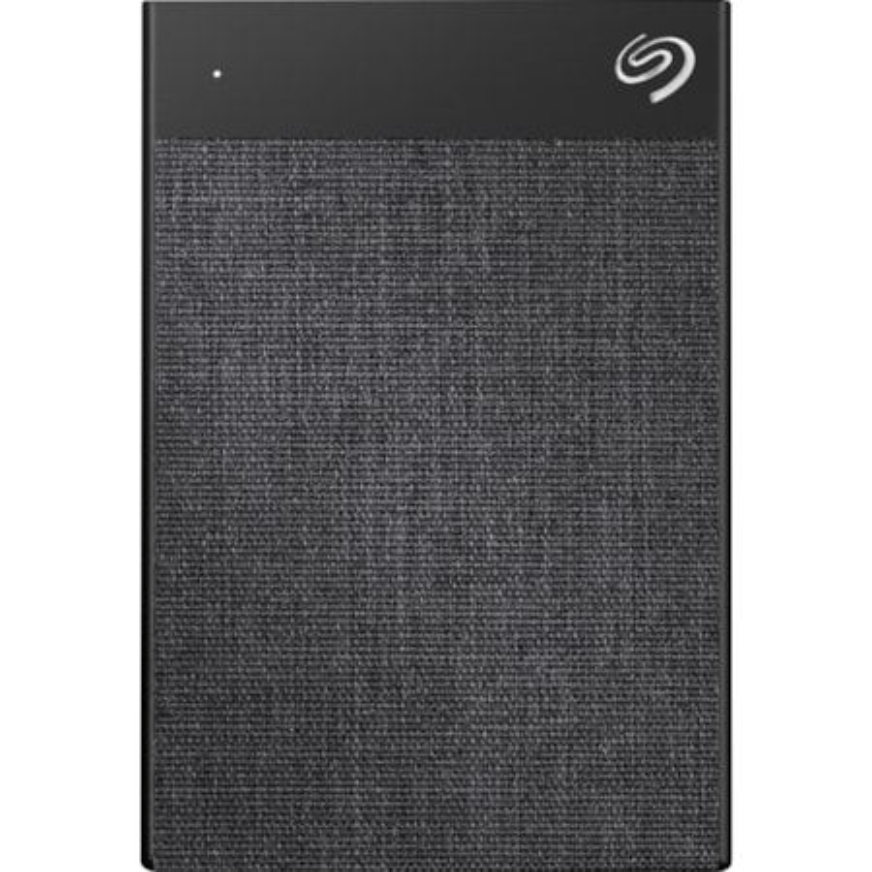 Seagate Backup Plus Ultra Touch STHH2000400 2 TB Portable Hard Drive - External - Black