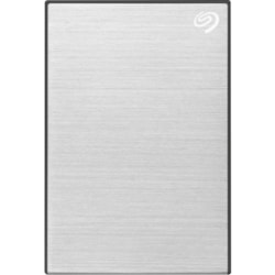 Seagate Backup Plus Slim STHN2000401 2 TB Hard Drive - External - Portable - Silver
