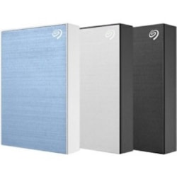 "Seagate Backup Plus STHP4000401 4 TB Hard Drive - 2.5"" Drive - External - Portable - Silver"