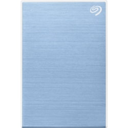 "Seagate Backup Plus STHP4000402 4 TB Hard Drive - 2.5"" Drive - External - Portable - Light Blue"