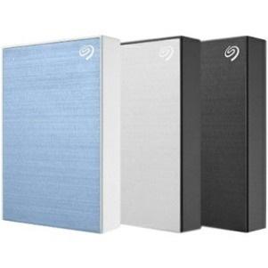 "Seagate Backup Plus STHP5000400 5 TB Portable Hard Drive - 2.5"" External - Black"