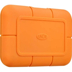 LaCie Rugged STHR1000800 1 TB Portable Solid State Drive - External - PCI Express NVMe