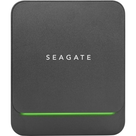 Seagate BarraCuda STJM2000400 2 TB Portable Solid State Drive - External - Grey