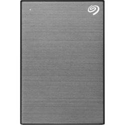 "Seagate One Touch STKB1000404 1 TB Portable Hard Drive - 2.5"" External - Space Gray"