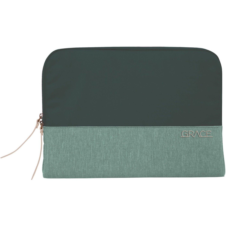 "STM Goods Grace Carrying Case (Sleeve) for 33 cm (13"") MacBook - Hunter Green"
