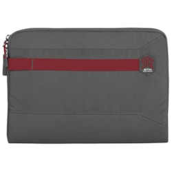 "STM Goods Summary Carrying Case (Sleeve) for 33 cm (13"") Notebook - Granite Gray"
