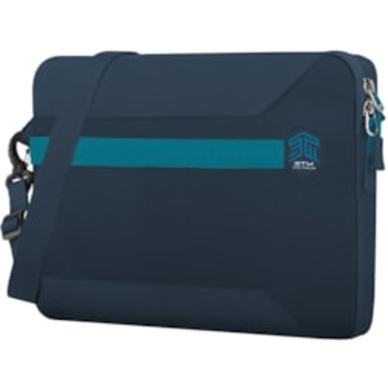"STM Goods Blazer Carrying Case (Sleeve) for 33 cm (13"") Notebook - Dark Navy"