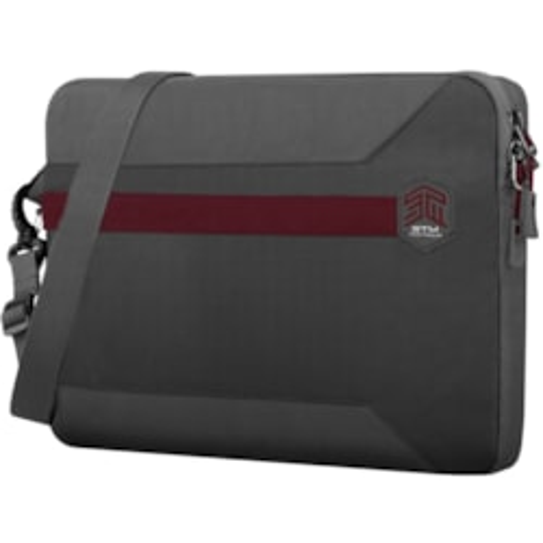 """STM Goods Blazer Carrying Case (Sleeve) for 33 cm (13"""") Notebook - Granite Gray"""