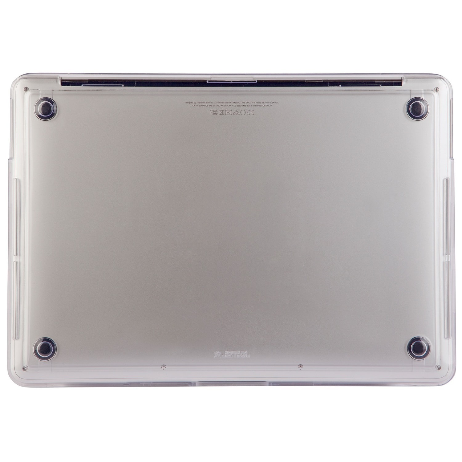 purchase cheap 819e6 bc130 Buy STM Goods Hynt Case for Apple MacBook Pro - Clear | Computer ...