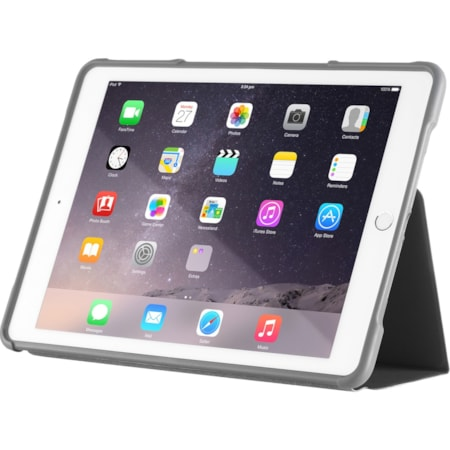 STM Goods dux Carrying Case iPad Air 2 - Clear, Black