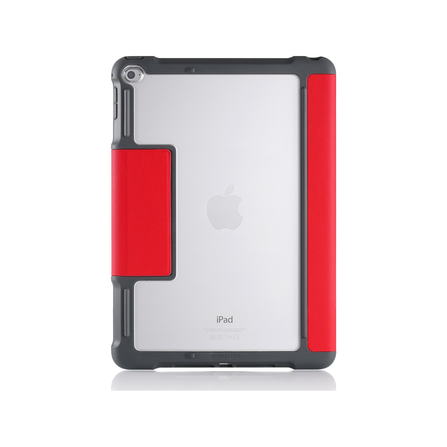 Buy Stm Goods Dux Carrying Case Ipad Air 2 Clear Red
