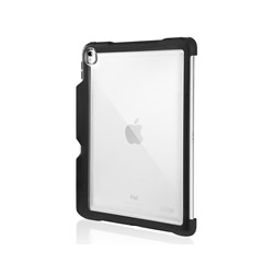 STM Goods dux Case for iPad Pro - Transparent, Black