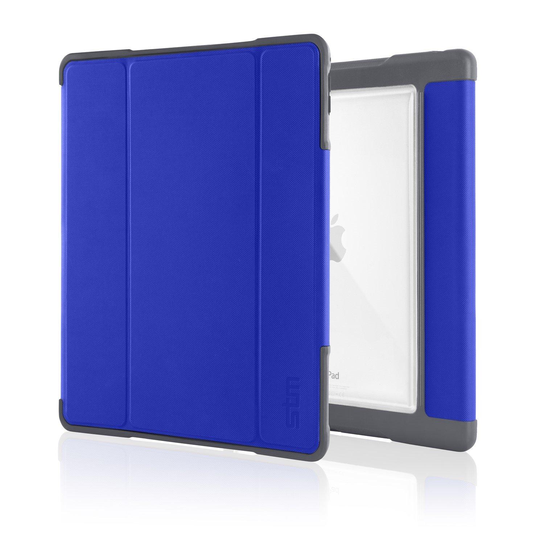 """STM Goods Dux Plus Carrying Case for 24.6 cm (9.7"""") iPad Pro - Blue"""