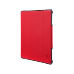 "STM Goods Dux Carrying Case for 24.6 cm (9.7"") iPad (2017) - Red"