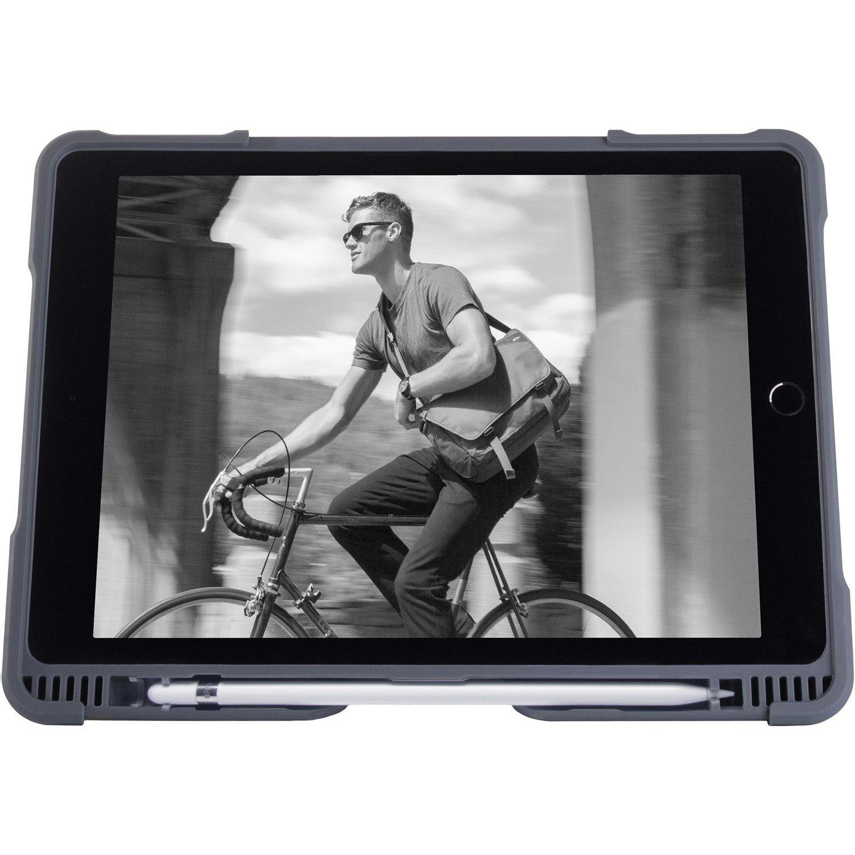 STM Goods Dux Plus Carrying Case iPad (2018), iPad (2017) - Blue