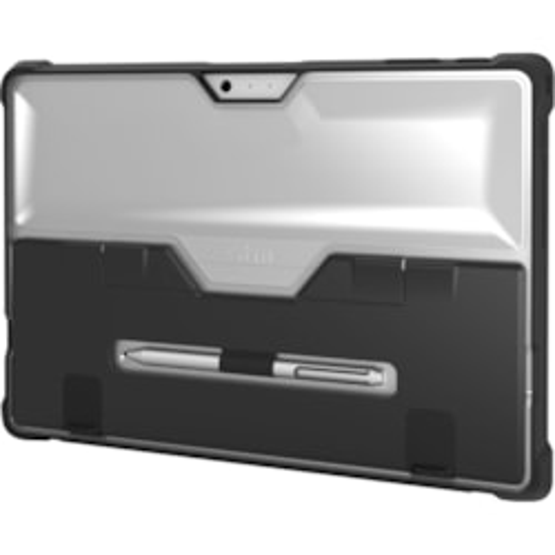 STM Goods Dux Case for Microsoft Tablet - Transparent, Black