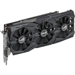 ROG STRIX-GTX1060-6G-GAMING GeForce GTX 1060 Graphic Card - 1.53 GHz Core - 1.75 GHz Boost Clock - 6 GB GDDR5 - Dual Slot Space Required