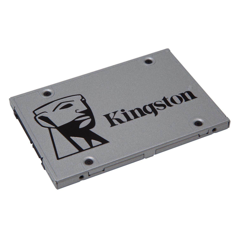 """Kingston SSDNow UV400 240 GB Solid State Drive - SATA (SATA/600) - 2.5"""" Drive - Internal"""