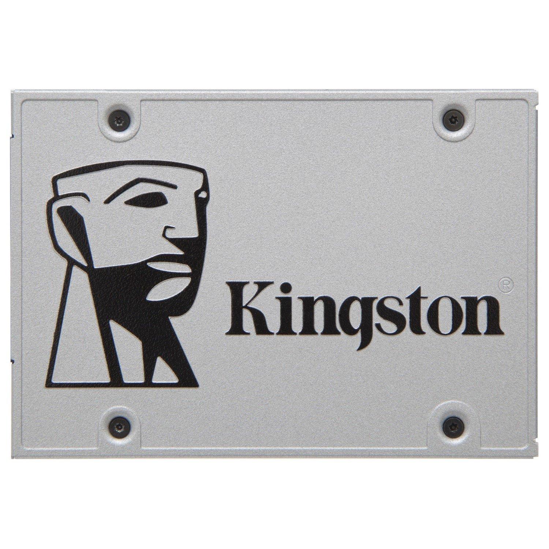 """Kingston SSDNow UV400 960 GB Solid State Drive - SATA (SATA/600) - 2.5"""" Drive - Internal"""
