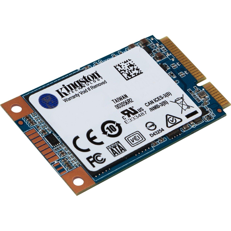 Kingston UV500 480 GB Solid State Drive - mSATA Internal - SATA (SATA/600)