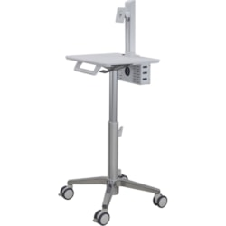 Ergotron StyleView Medical Trolley - TAA Compliant