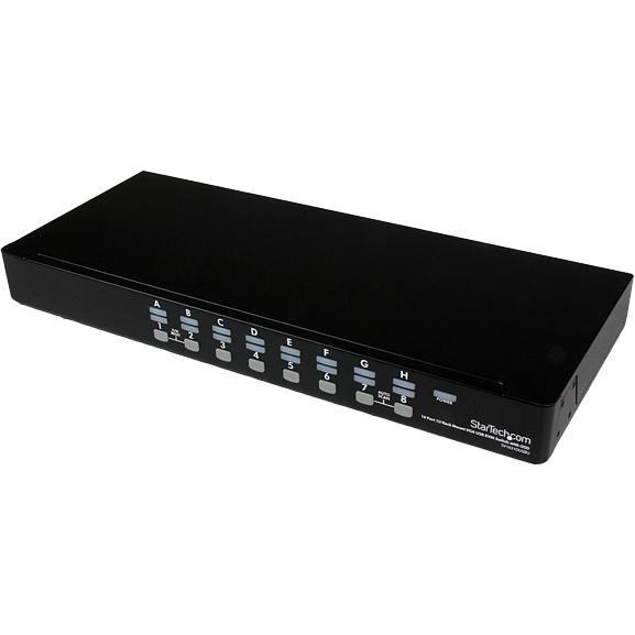 StarTech.com SV1631DUSBUK KVM Switchbox